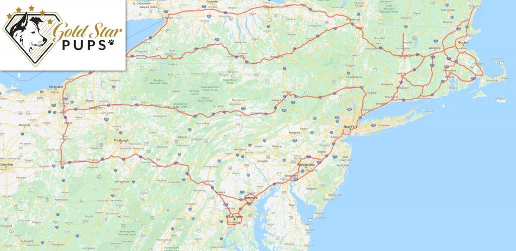 Northeast route 1 scaled